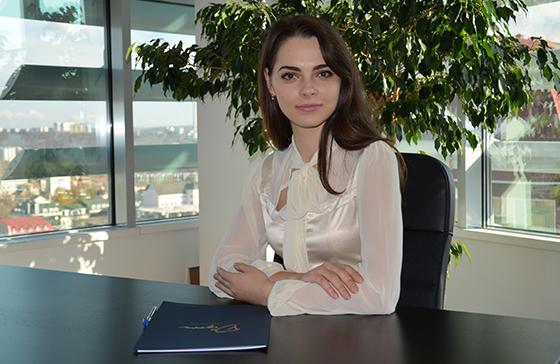 Вероника Прутян - Адвокат Стажер